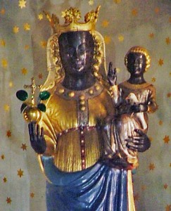 Black Madonna of Oropa